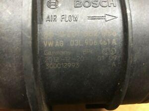 Original VAG BOSCH LMM Luftmassenmesser Luftmengenmesser 03L906461A VW Audi Seat