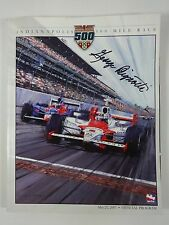 George Bignotti Autographed on Cover 2007 Indianapolis 500 Official Program