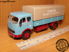 MERCEDES-BENZ LP334 LP-334 CASAÑA 1:43 SPAIN TRUCK 1963