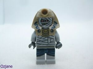 LEGO MINIFIGURE PHA011 MUMMY WARRIOR 2 PHARAOH'S QUEST