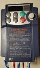 Fuji FRENIC MINI FRN0.75C1S-2J inverter 240V 3 PH