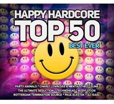 Various Artists - Happy Hardcore Top 50 Best Ever / Various [New CD]