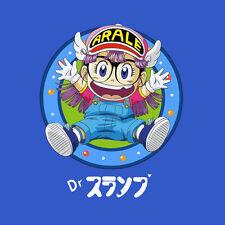 Camiseta chica Dr. Slump. Arale, japonés