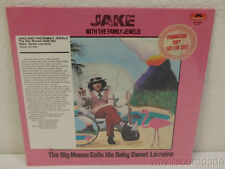 JAKE WITH THE FAMILY JEWELS Big Moose Calls 1972 PROMO STILL SEALED Polydor 5024