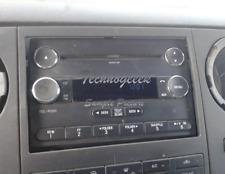 2011-2015 Ford F250 F350 F450 Super Duty 12 Volt Single CD MP3 AM FM Radio OEM