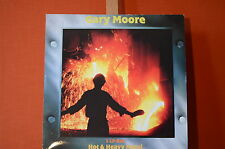 Gary Moore Hot & Heavy Metal Green Line 3 x LP GLP 419   LP EX  1932
