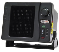 Portable Electric Heater 12 Volt 300 Watt Adjustable Fan Camper Boat Cart RV Car