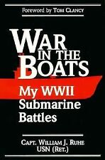 War in the Boats : My WWII Submarine Battles Reference Book