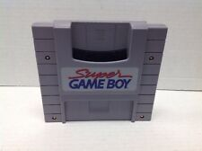 Snes (Super Nintendo) Super Game Boy Tested Working 1