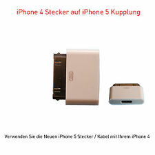 Female 8 auf 30-Polig Male Adapter für iPhone 4S iPad 3 iPod Touch 4 iPhone 5 6