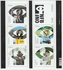 Canada -  #2733  National Film Board of Canada Souvenir Sheet  - MNH