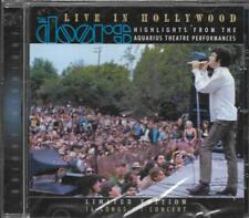 CD THE DOORS LIVE IN HOLLYWOOD Highlights From The Aquarius Theatre Performances