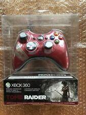 (Xbox 360) Tomb Raider Wireless Limited Edition Controller - NEW & Sealed