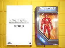 """DC Signature Collection 6"""" scale figure Flash Wally West new in box"""