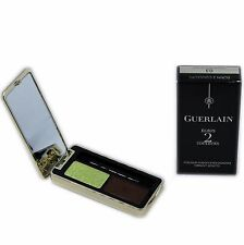 GUERLAIN ECRIN 2 COULEURS COLOUR FUSION EYESHADOWS EFFETS VIBRANTS 4G #03-G41389