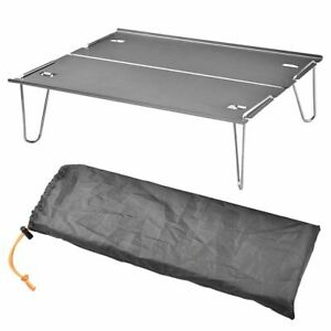 Portable Foldable Table Camping Outdoor Travel Picnic Ultralight Desk Furnitures