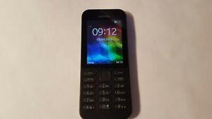 Nokia 215 - Black (Virgin) Mobile Phone RM-1111