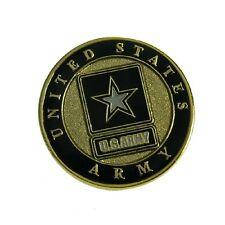 Military US Army USA One Logo Metal Lapel Pin Emblem Collectible Gift Veteran