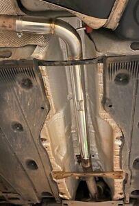 Skoda Octavia VRS Mk3 2.0 TFSi Resonator Delete Pipe Sport Exhaust Pipe Dynamics