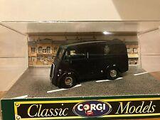 Corgi D983 Morris J Van METROPOLITAN POLICE  Boxed