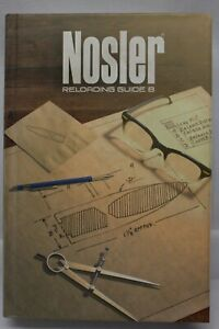 New 8th Edition Nosler Reloading Guide Manual Handbook Free Priority Mail Shipin