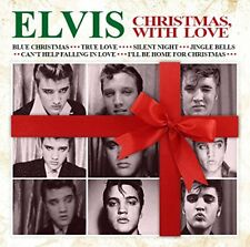 Elvis Collectors CD - Christmas With Love  - Free Shipping