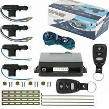 Universal Auto Funk-Fernbedienung Zentralverriegelung für 4 Türer + Kofferraum