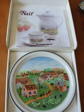 VILLEROY & BOCH FOR SEASONS DECORATIVE PLATE- SPRING