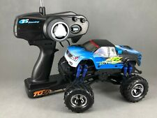 GS Racing Mini SUT RTR 1/20th Scale 4WD Monster Truck <NEW> EP (Blue-Black)