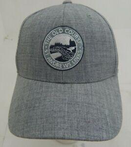 St Andrews Links Golf Cap Hat The Old Course Men Brand Gray Swilcan Bridge OSFA