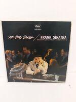 Frank Sinatra - No One Cares - Original 1959 LP Record Album - Mono W1221