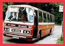 Photo - OK Motor Services APT157L: 1973 Duple Dominant Leopard - Durham Service
