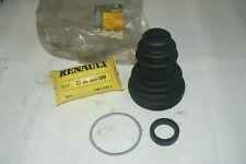 RENAULT kit soufflet cardan Clio R5 19 11 21  OEM : 7701462101 100% d'origine