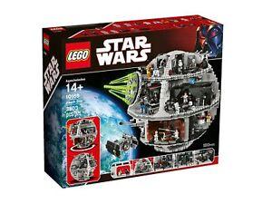 LEGO UCS Star Wars Death Star 10188 - New with minor box flaws