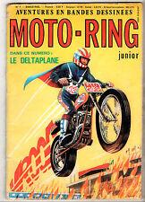 MOTO-RING JUNIOR n°4 ¤ 1978 EUROGRAFIC ¤ SKATE-BOARD