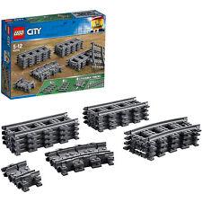 LEGO City Schienen, Konstruktionsspielzeug