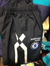 CHELSEA TRACKSUIT  BOTTOMS 2004/6  IN 28 30/32 32/3 at £15 umbro navy woven bnwl