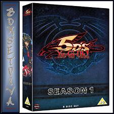 YU GI OH 5DS - COMPLETE SEASON 1  *BRAND NEW DVD**