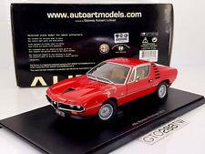 AUTOart 1:18 scale Alfa Romeo Montreal 1970(Red) 70171 *RARE*