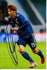Yuya Osako  Japan  Fußball Foto original signiert 370916