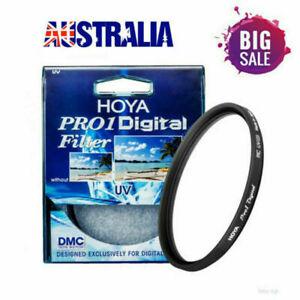 Hoya 49/52/55/58/62/72/77/82mm Pro1 UV DMC Digital Filter Multicoated Pro 1D