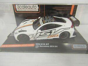 Scaleauto Slot - Honda HSV-010 GT - Brand New In Box SC-6064