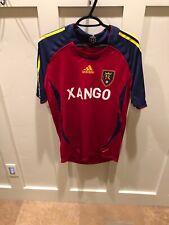 MLS Adidas Real Salt Lake Soccer Authentic Short Sleeve Jersey M  88387