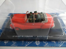Voiture Buick Cabriolet  Austin Hachette  Blake et Mortimer Jacobs  ETAT NEUF