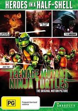 The Teenage Mutant Ninja Turtles - Movie (DVD, 2015) ALL REGIONS, NEW