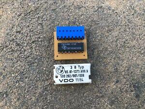 BMW E30 13 Button OBC Coding Plug 325e 3 8 Type