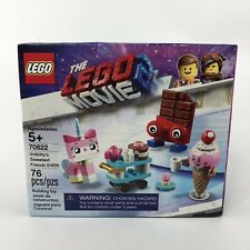 New LEGO Movie 2 Unikitty's Sweetest Friends Ever Chocolate Bar Ice Cream Sealed