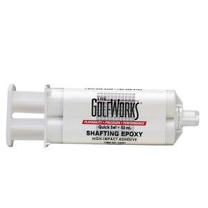 Quick Set Shafting Epoxy - 50 ml. Cartridge