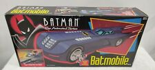 Vintage Batman The Animated Series BATMOBILE Kenner 1992 Minty New in Box !!