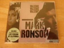 Mark Ronson Featuring Amy Winehouse – Valerie - CD Single